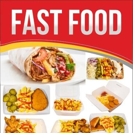 Angajez baiat Fast Food