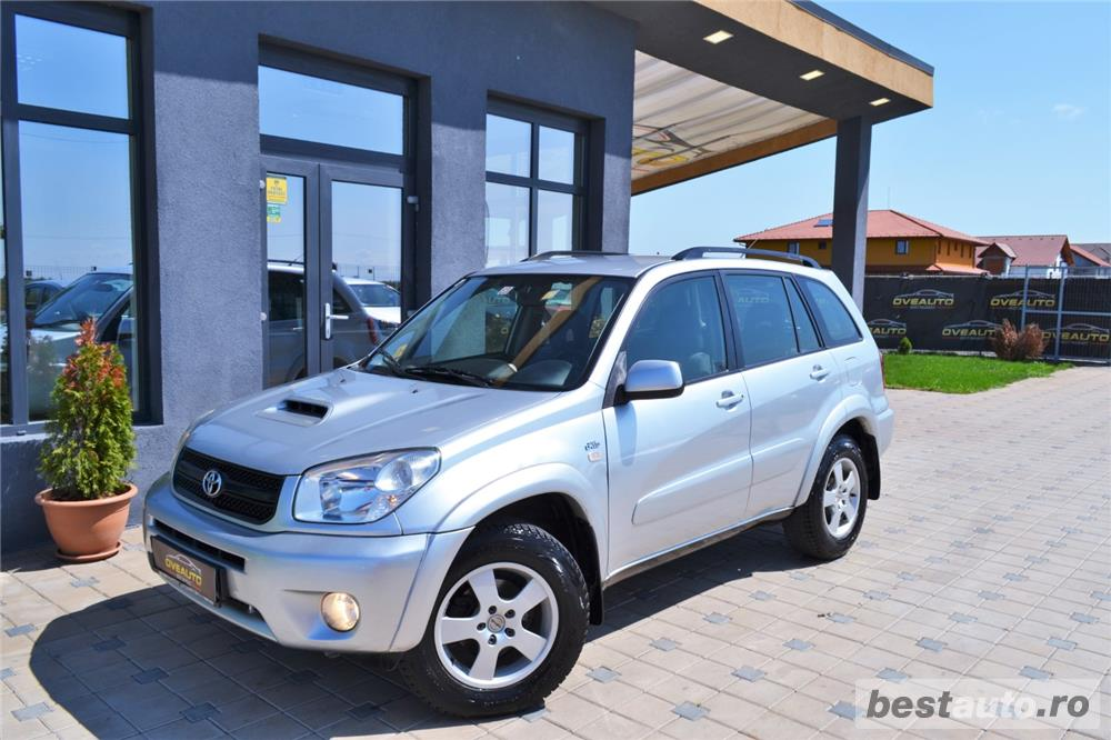 Toyota rav4 AN:2004=avans 0 % rate fixe=aprobarea creditului in 2 ore=autohaus vindem si in rate