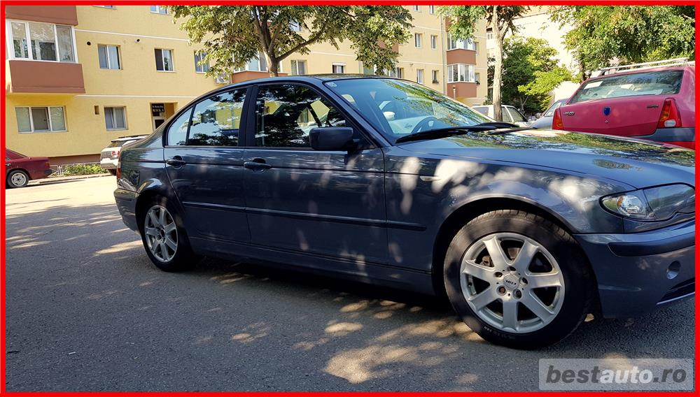 BMW.320d 2002 Facelift Clima Functionala