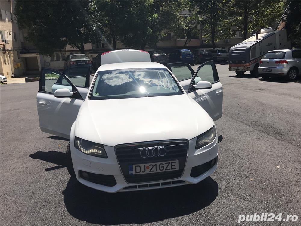 Audi A4 2011- NEGOCIABIL - CARTE SERVICE LA ZI