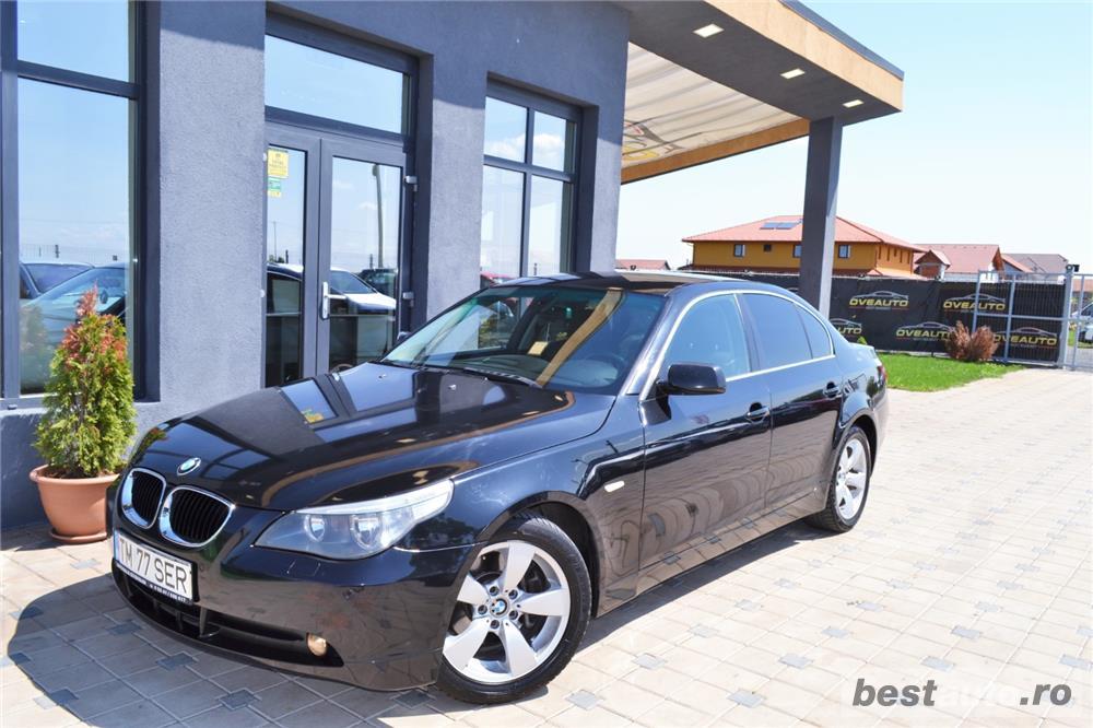 Bmw 520I cu GAZ=avans 0 % rate fixe = aprobarea creditului in 2 ore = autohaus vindem si in rate