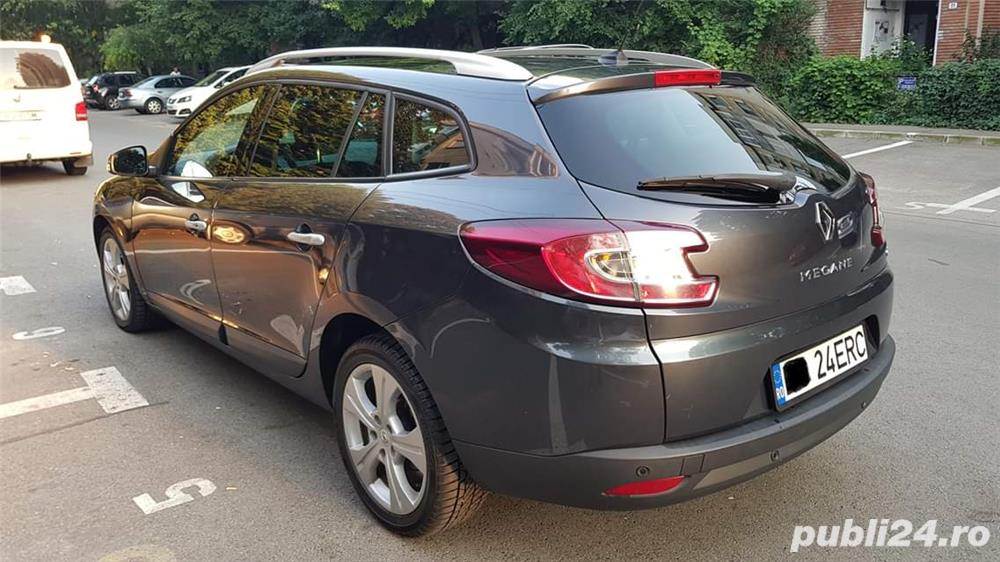 Renault Megane lll  2.0dci 150 cp, automat