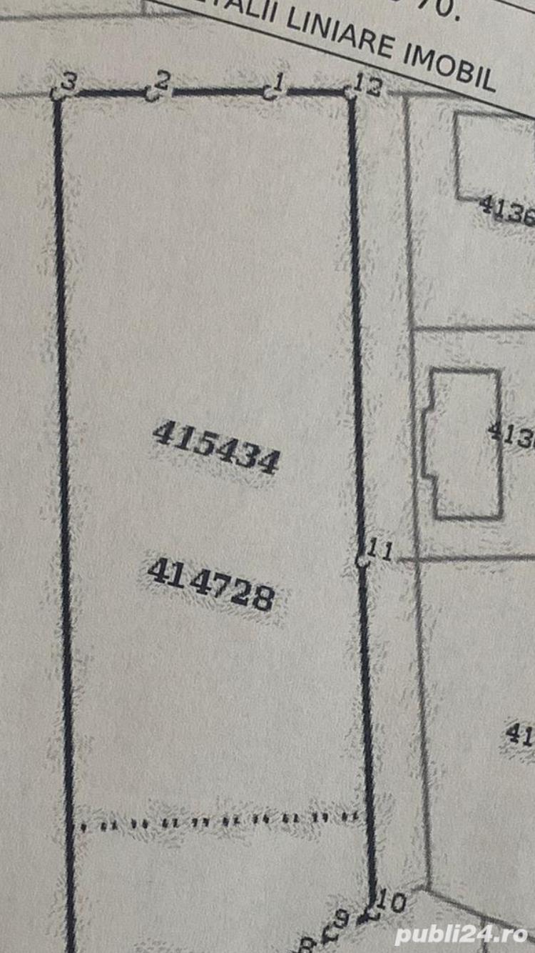 Teren intravilan 2450 m2