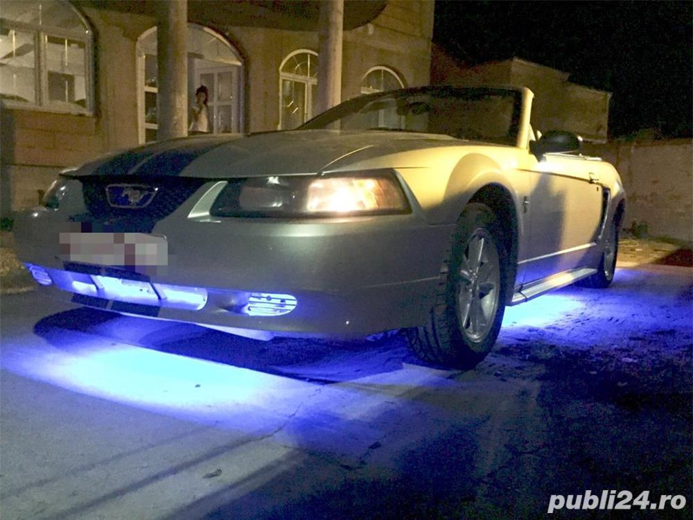 VAND SCHIMB Ford Mustang GT cabrio