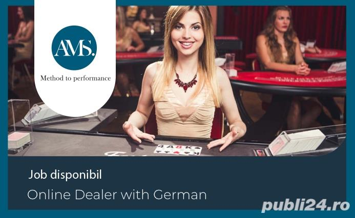 Online Dealer cu Germana