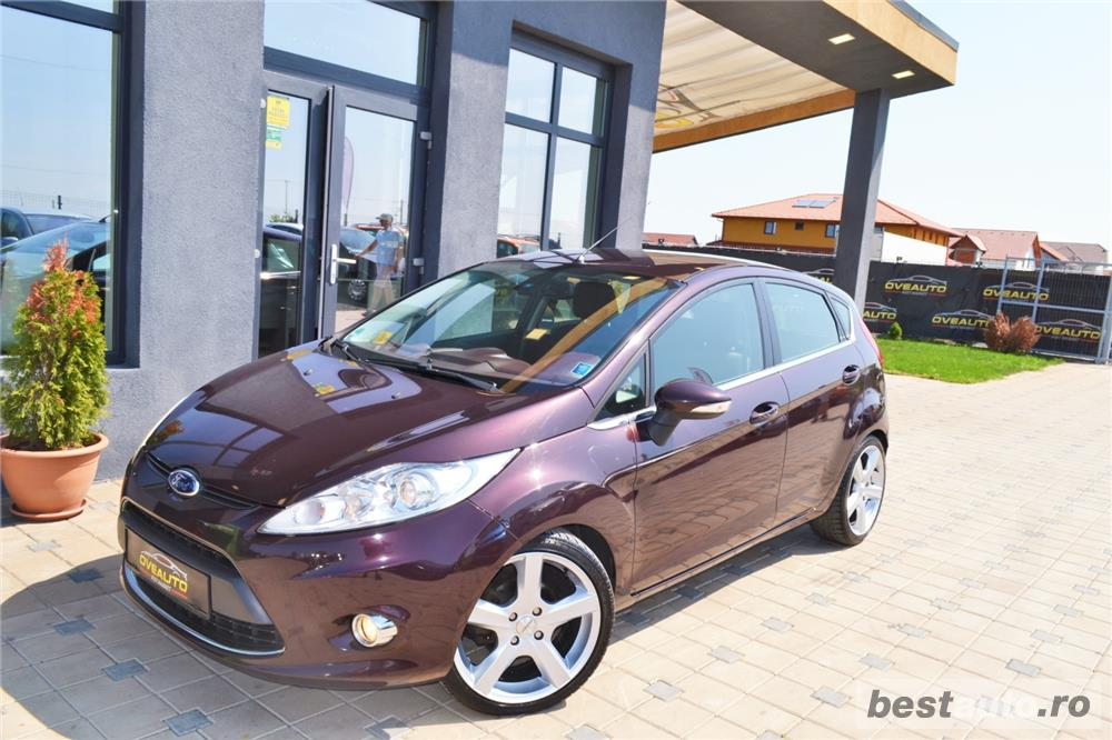 Ford Fiesta AN:2009=avans 0 % rate fixe = aprobarea creditului in 2 ore = autohaus vindem si in rate
