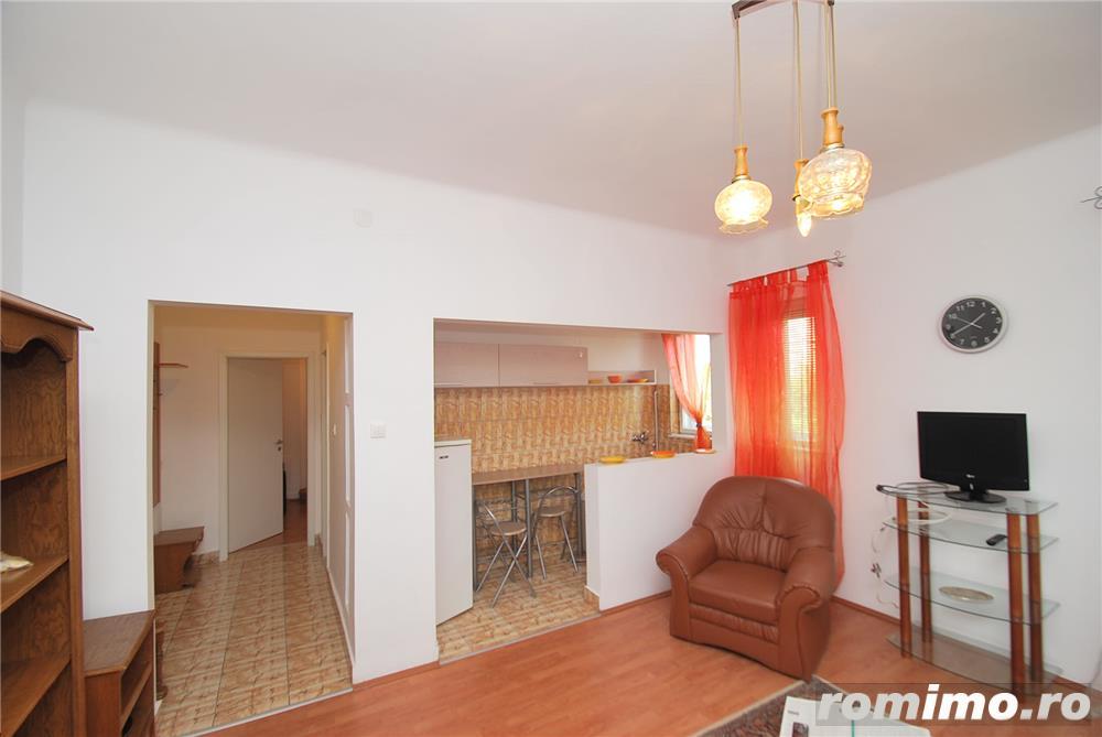 Apartament in Balcescu mobilat cu centrala