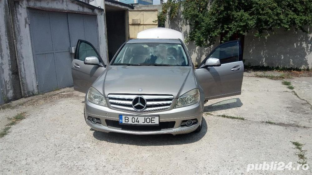 Mercedes-benz Clasa C C 220