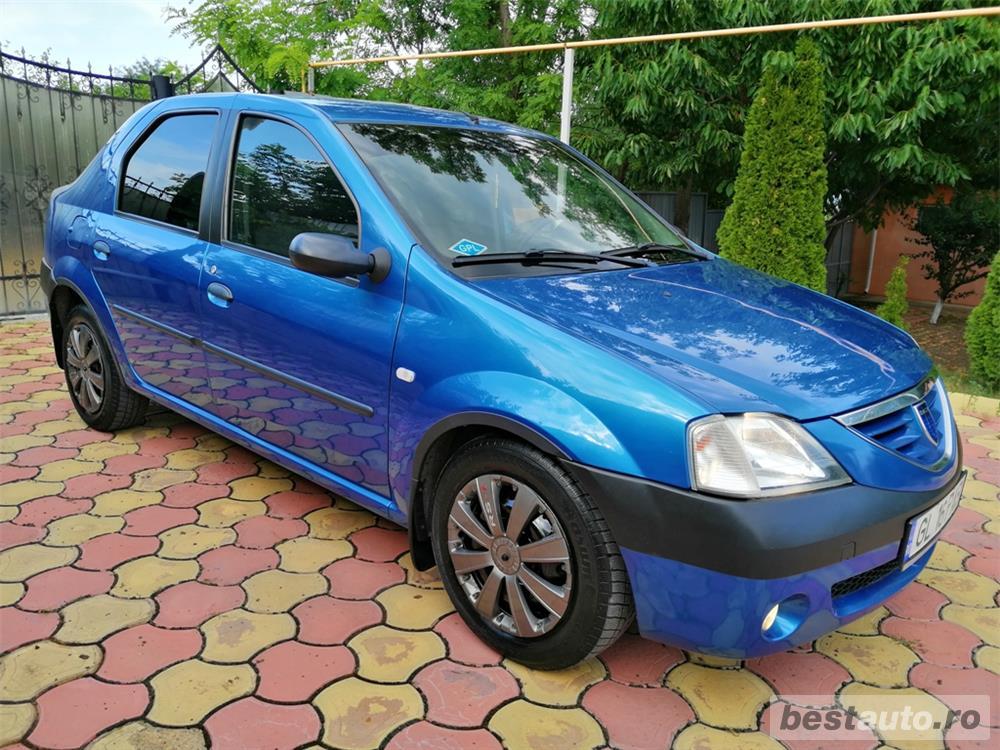 Dacia Logan 1.4 i+ G P L Laureate Euro 4