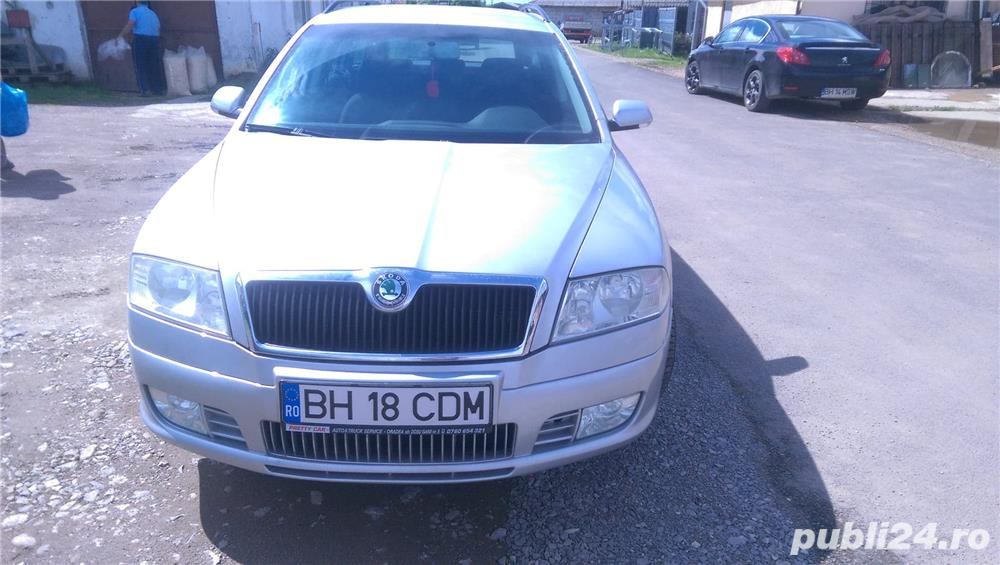 Skoda octavia model deosebit