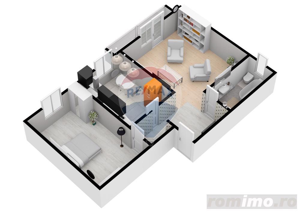 Apartament | 2 camere | 55.3 mpu | Șelimbăr | Comision 0%