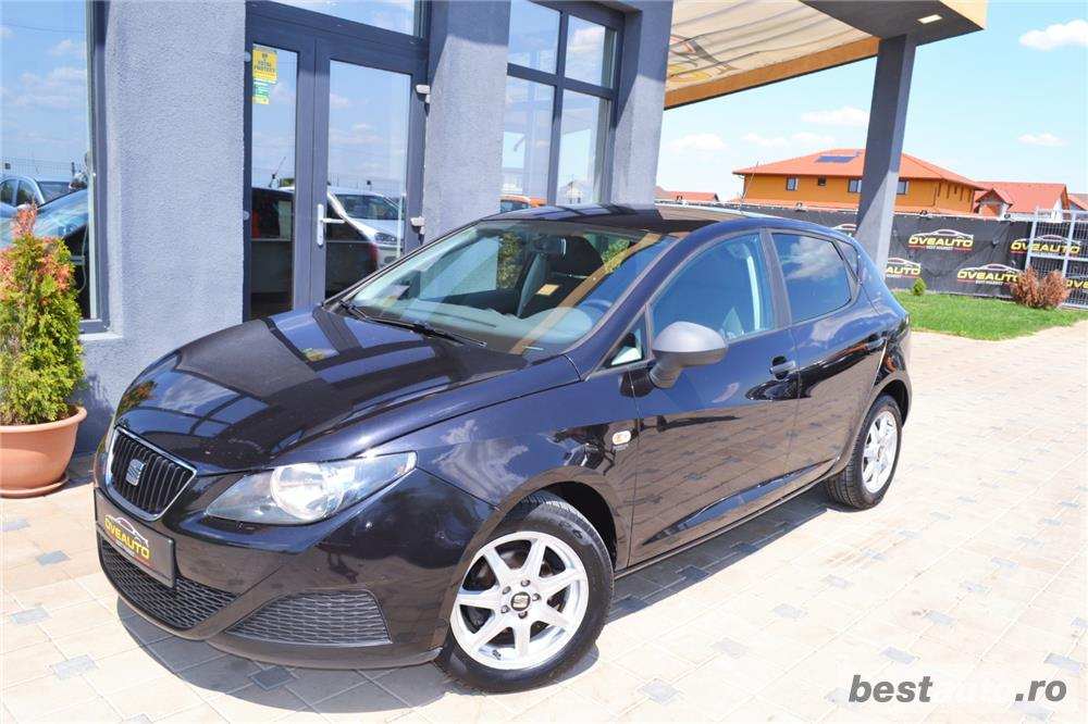 Seat Ibiza an:2010=avans 0 % rate fixe aprobarea creditului in 2 ore=autohaus vindem si in rate