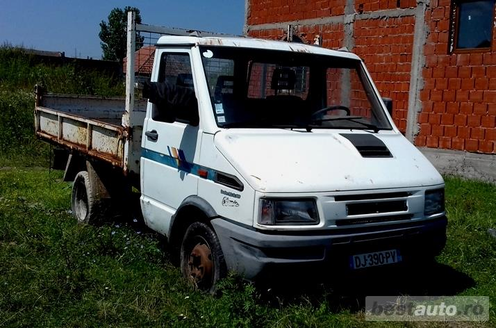 IVECO Daily Clasic - Basculabil