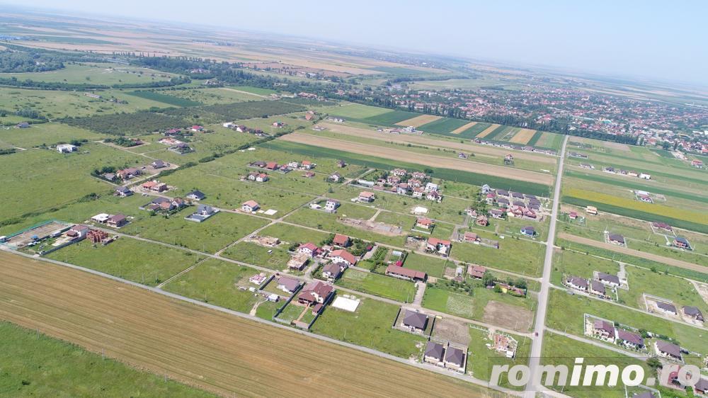 Teren Sag- 650 mp pt locuinte sau dotari cartier- mp zona manastire