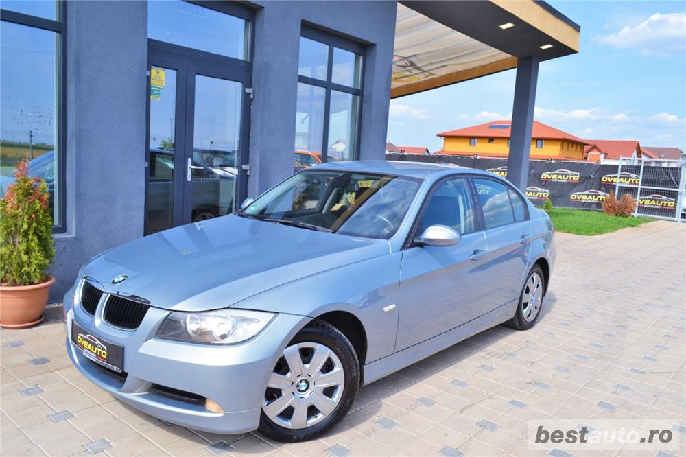 Bmw 320i an:2006=avans 0 % rate fixe aprobarea creditului in 2 ore=autohaus vindem si in rate