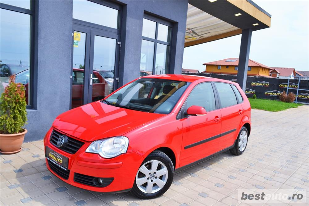 Vw Polo an:2006=avans 0 % rate fixe aprobarea creditului in 2 ore=autohaus vindem si in rate