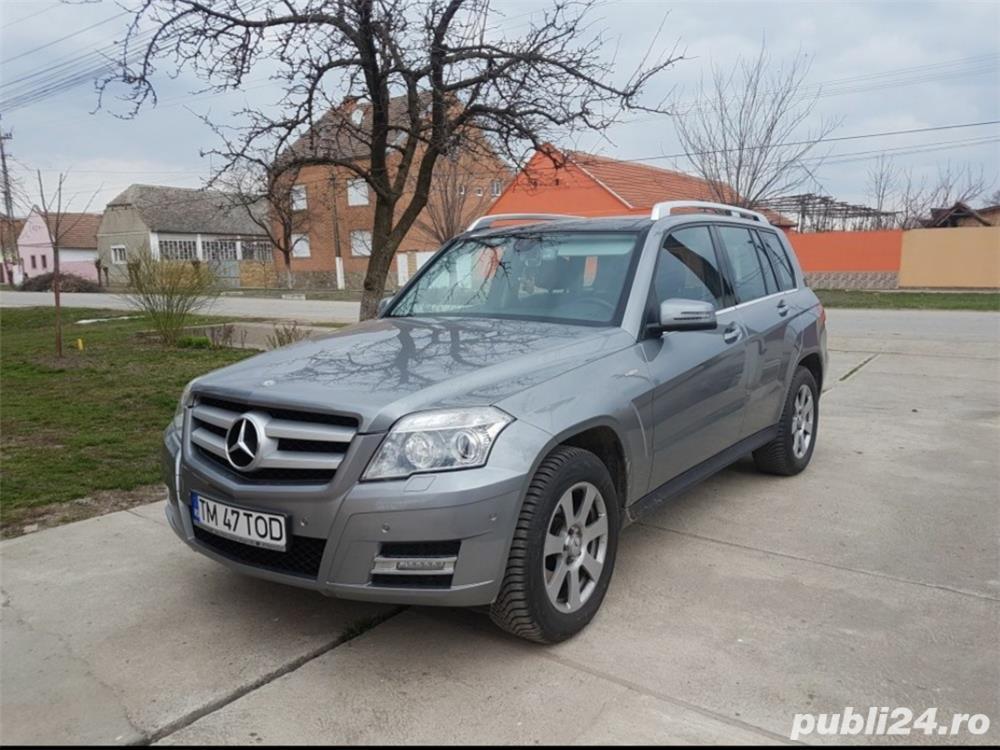 Mercedes-benz Clasa GLK