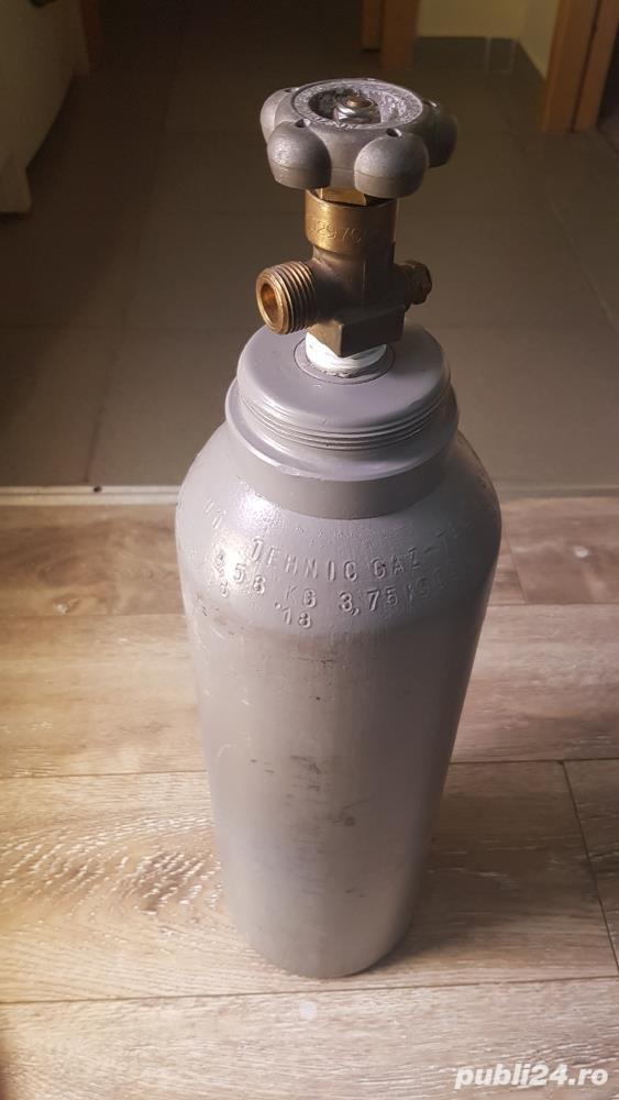 Butelie co2 acvariu 5litri