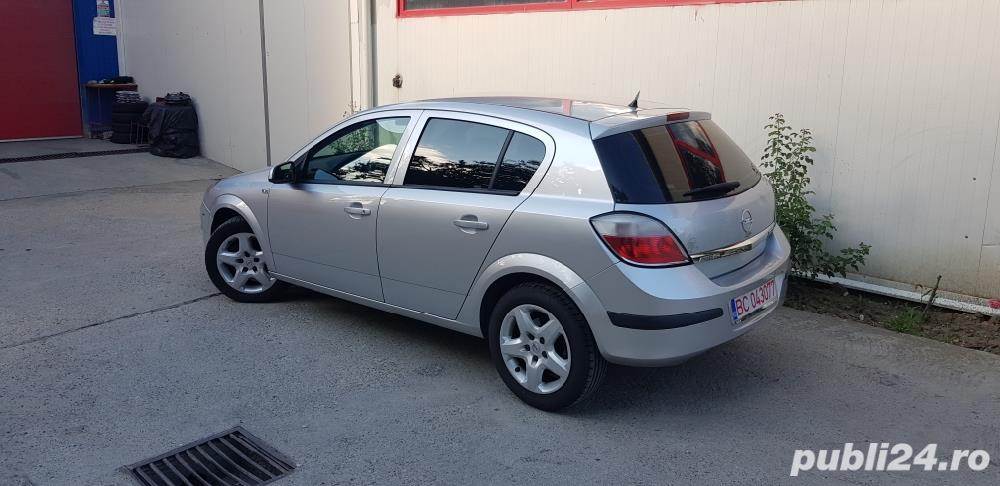 Opel Astra H, 2007