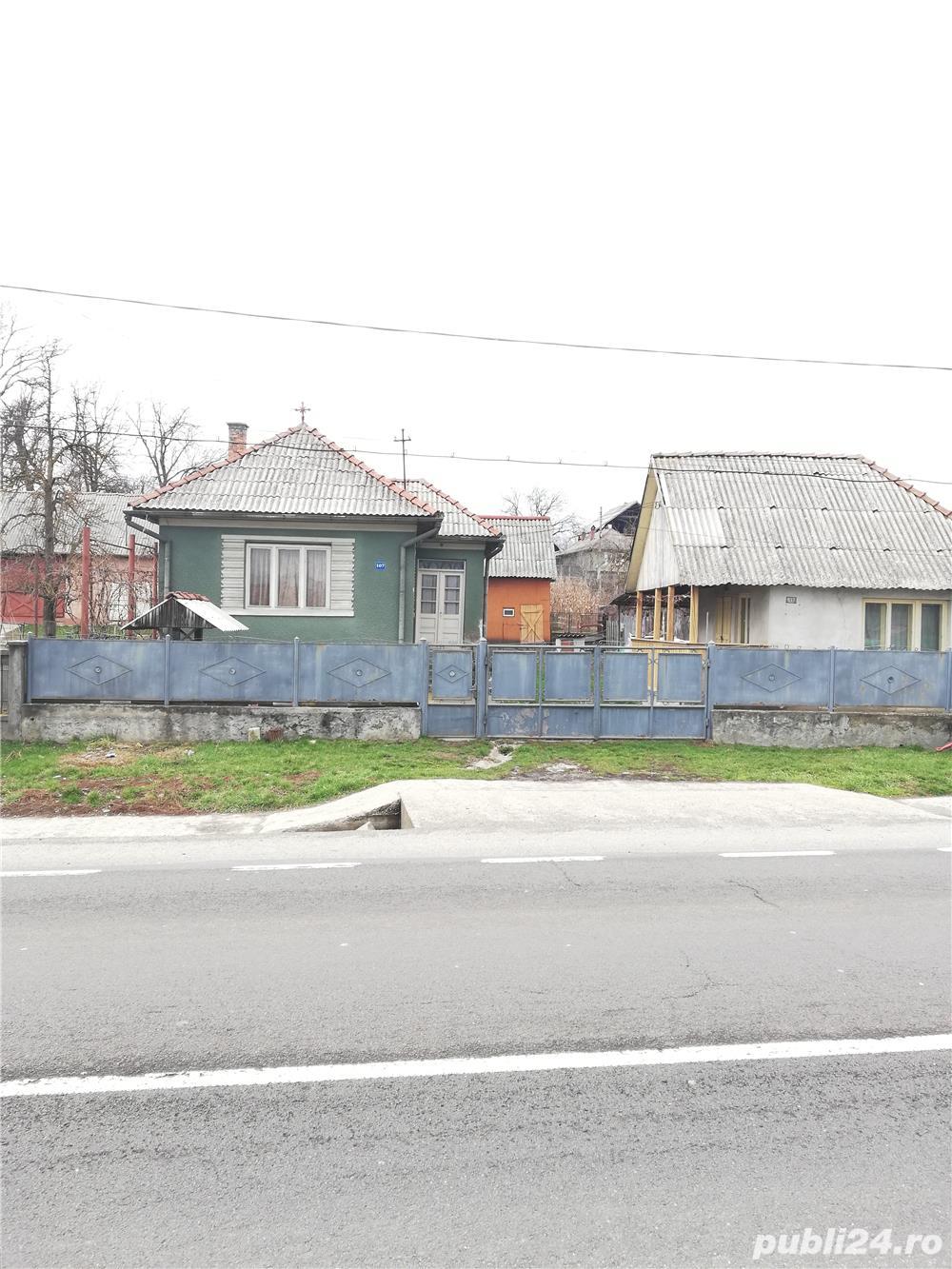 Casa de vanzare in localitatea Uriu, imobilul este inscris in Cf ...............