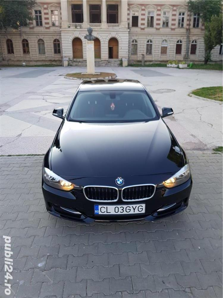 BMW 320D DIN 2014