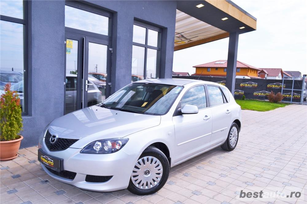 Mazda 3 an:2005=avans 0 % rate fixe aprobarea creditului in 2 ore=autohaus vindem si in rate