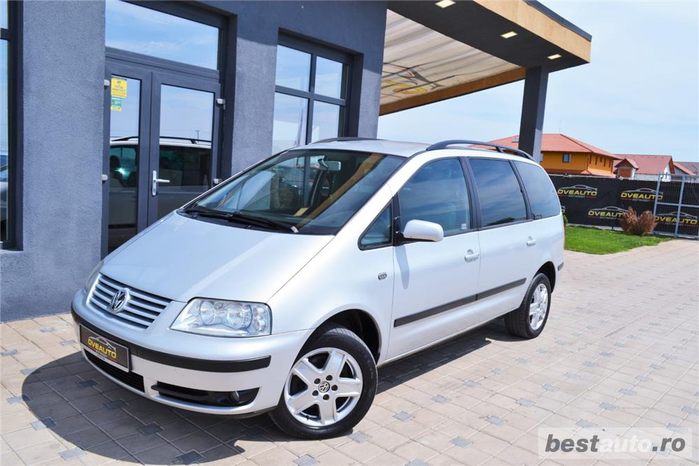 Vw Sharan AN:2003=avans 0 % rate fixe aprobarea creditului in 2 ore=autohaus vindem si in rate