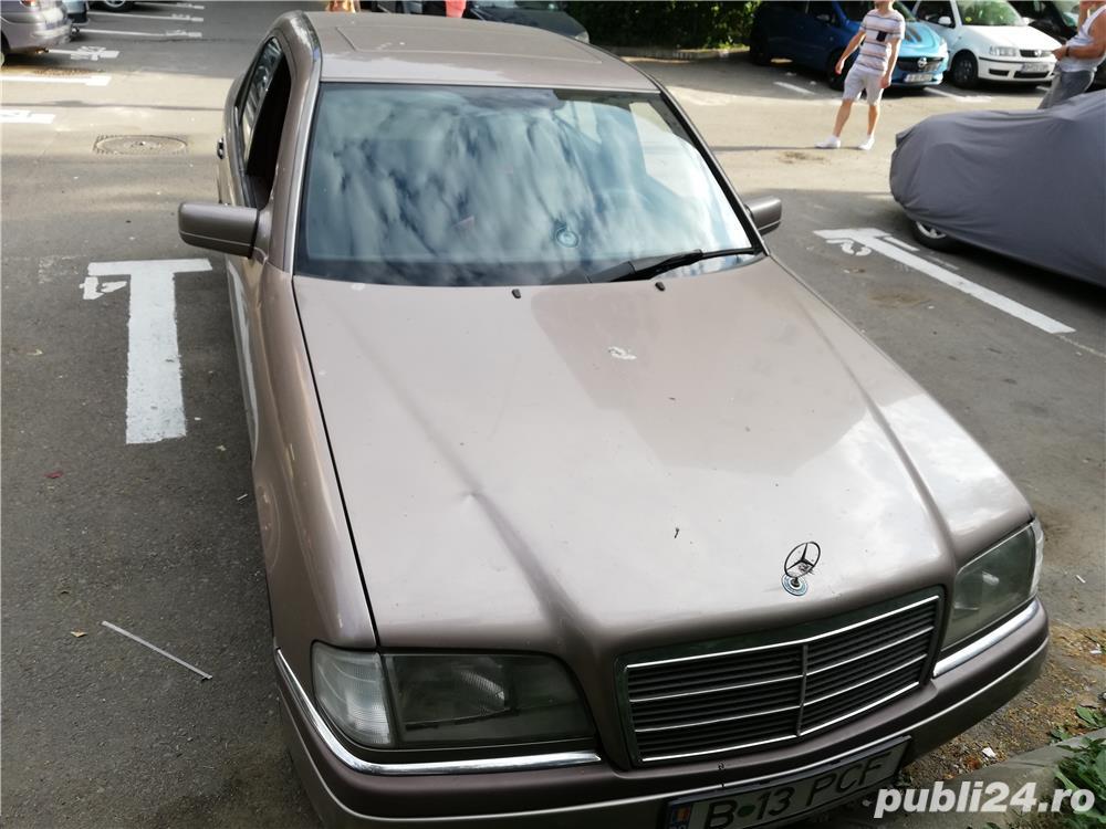 Mercedes-benz Clasa C 180