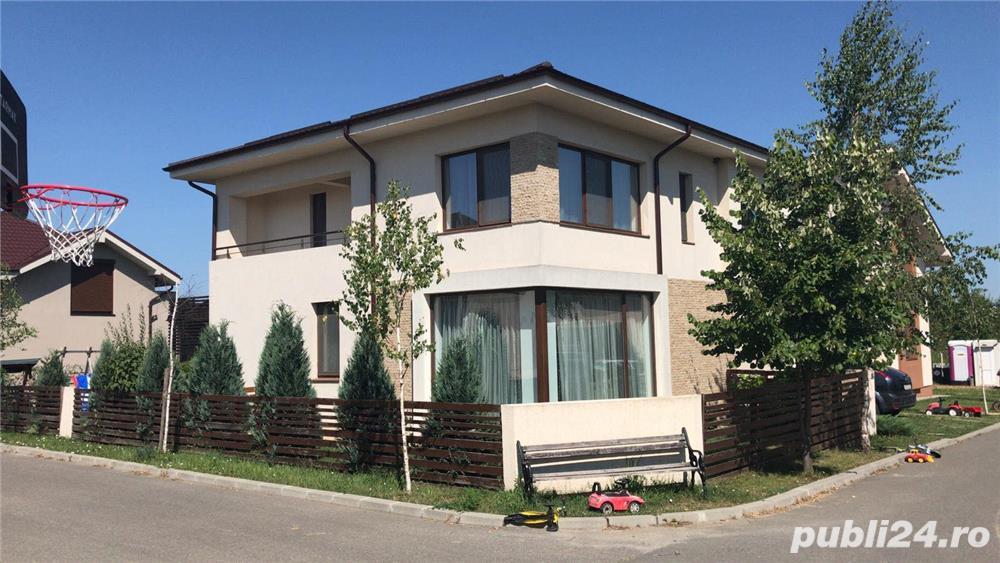 5.000 Euro Discount la vila complet personalizata in complex Paladin Residence Corbeanca