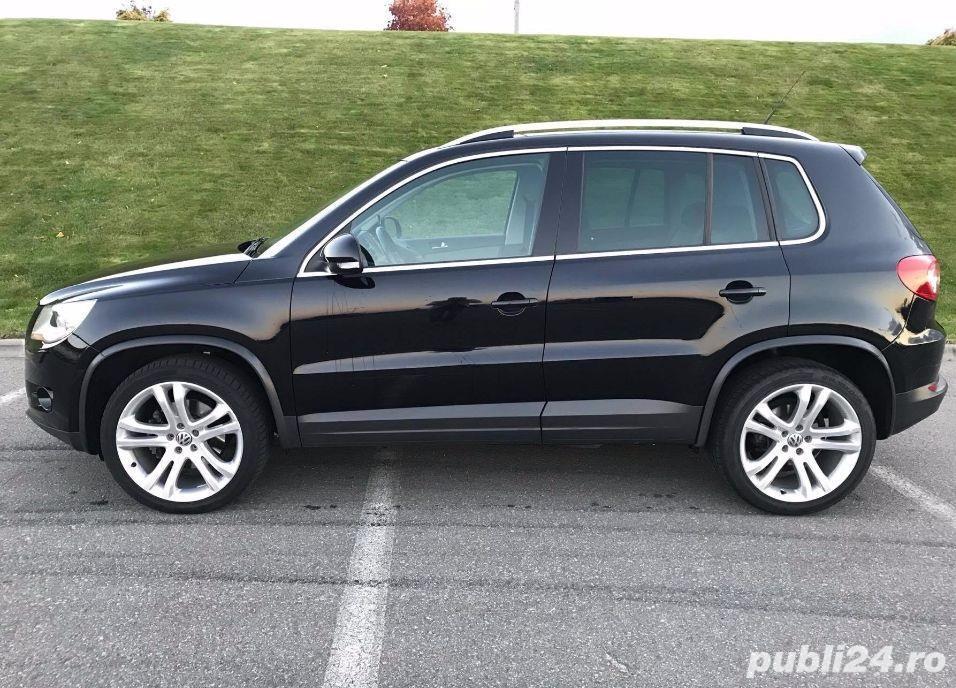 Vand VW Tiguan panoramic 139.000KM reali