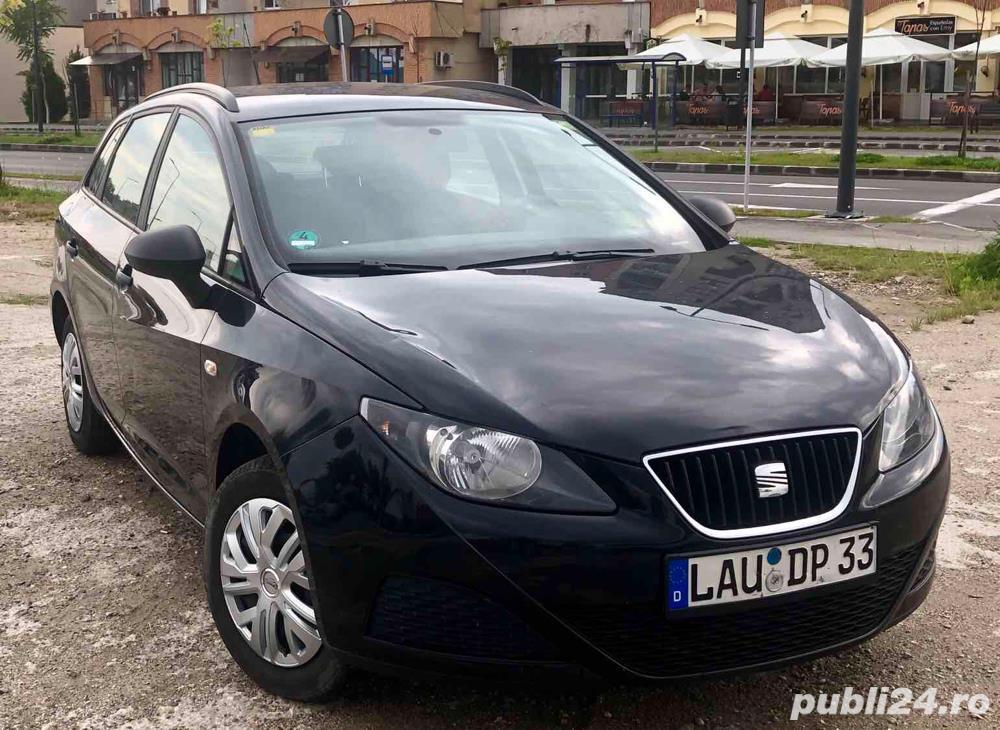 Seat Ibiza 1.2i euro 5 2012 (carte service)