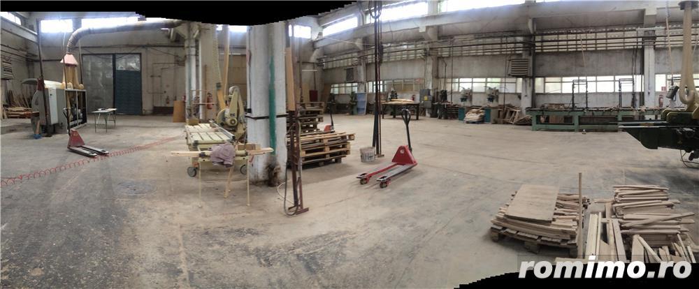OFERTA Vanzare Spatiu Industrial in stare de functionare SUCEAVA in rate