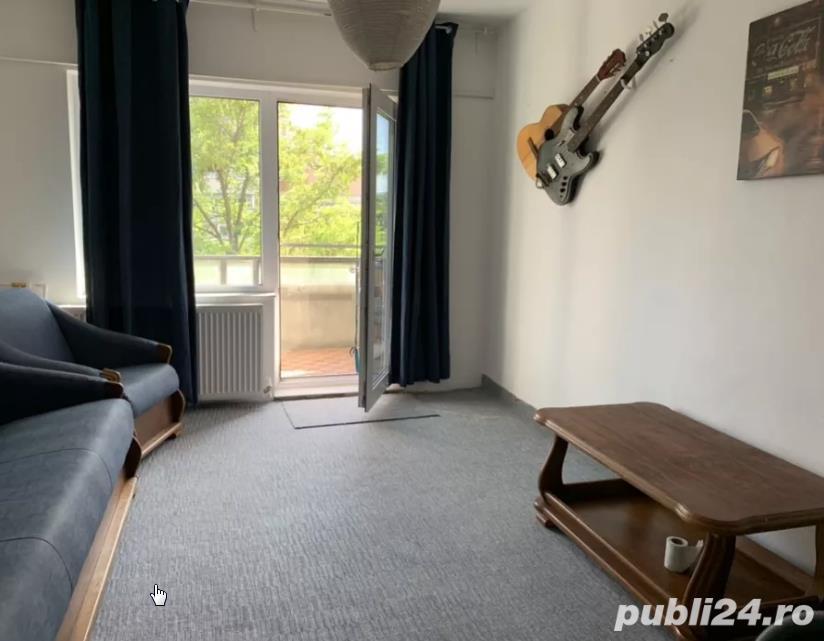 Apartament 2camere decomandat,mobilat si utilat,zona Dacia