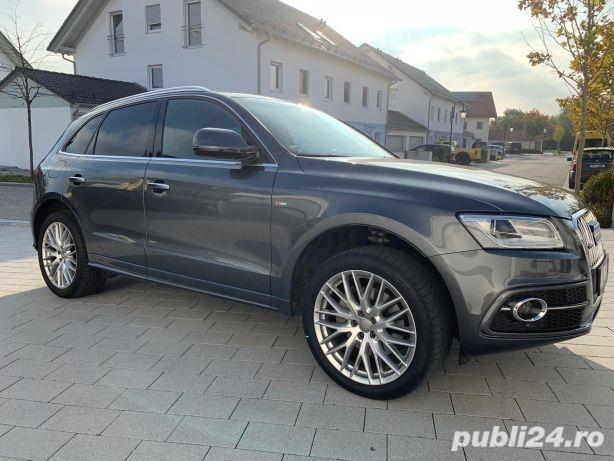 Audi Q5 3xSline Adblue 258HP