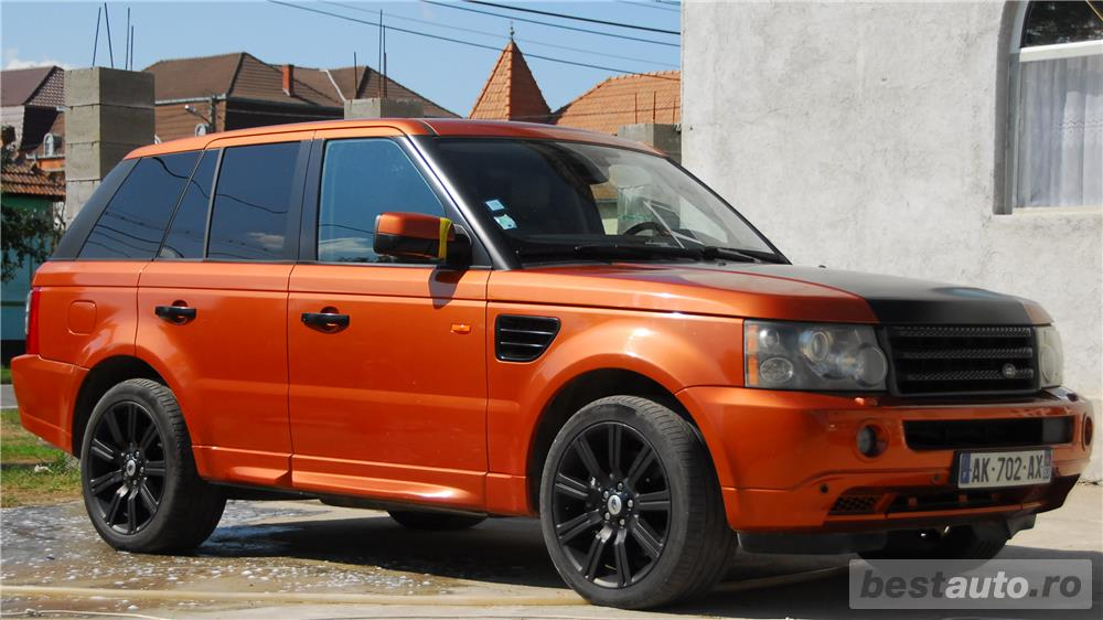 Land Rover Range Rover Sport Supercharged V8 4.2 390CP