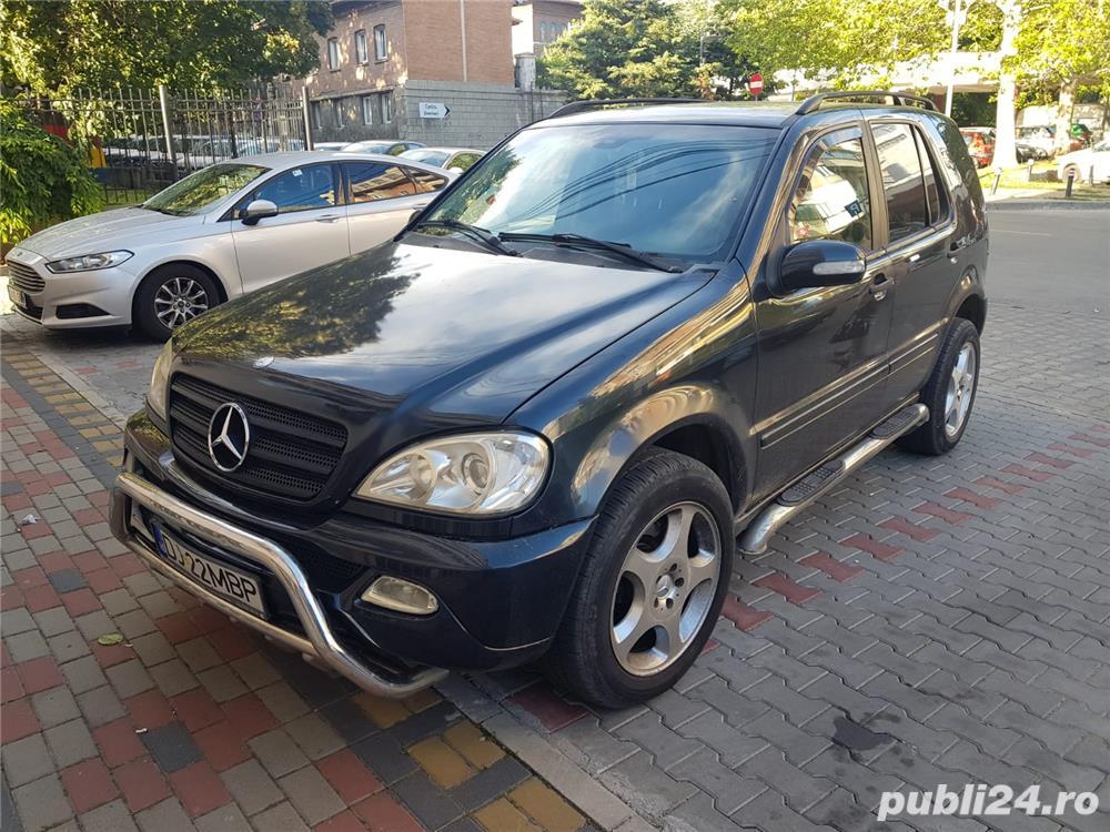 Mercedes-benz Clasa ML ml 270