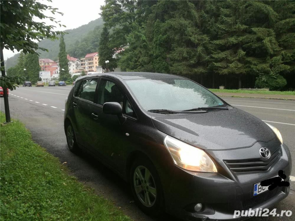 Toyota verso Euro5