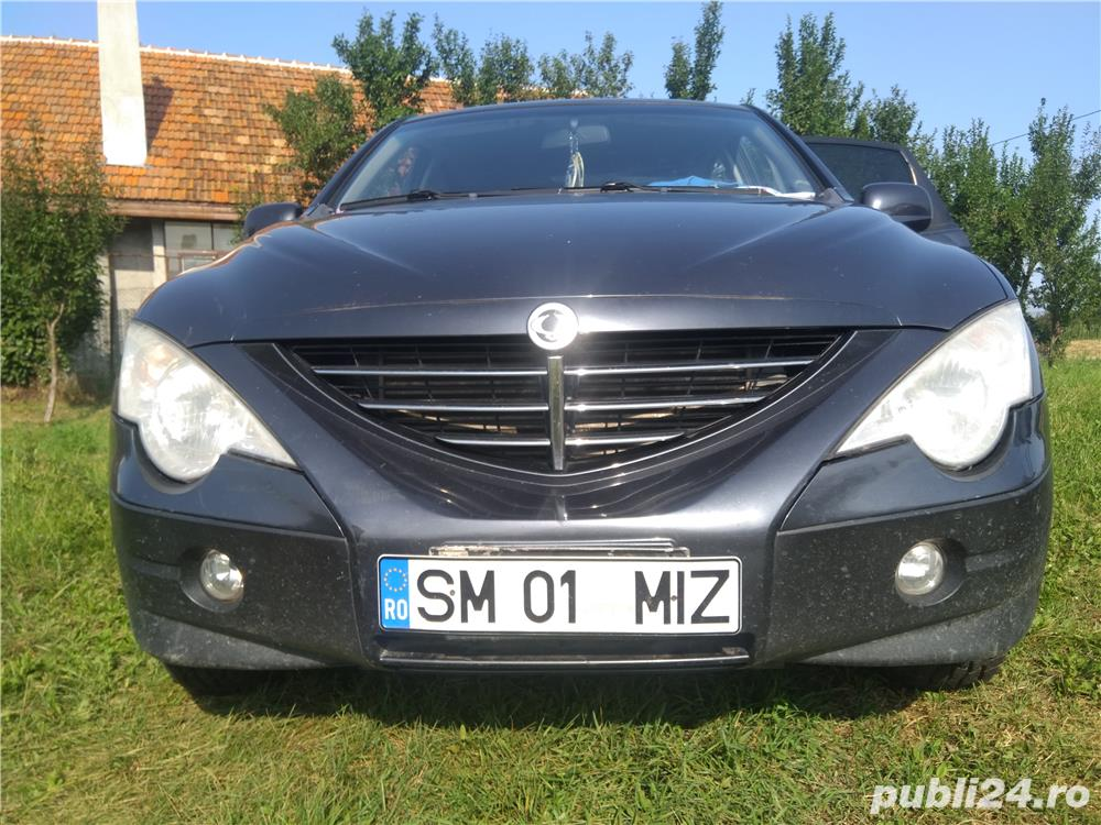 Ssangyong Actyon 2000XDi din 2007