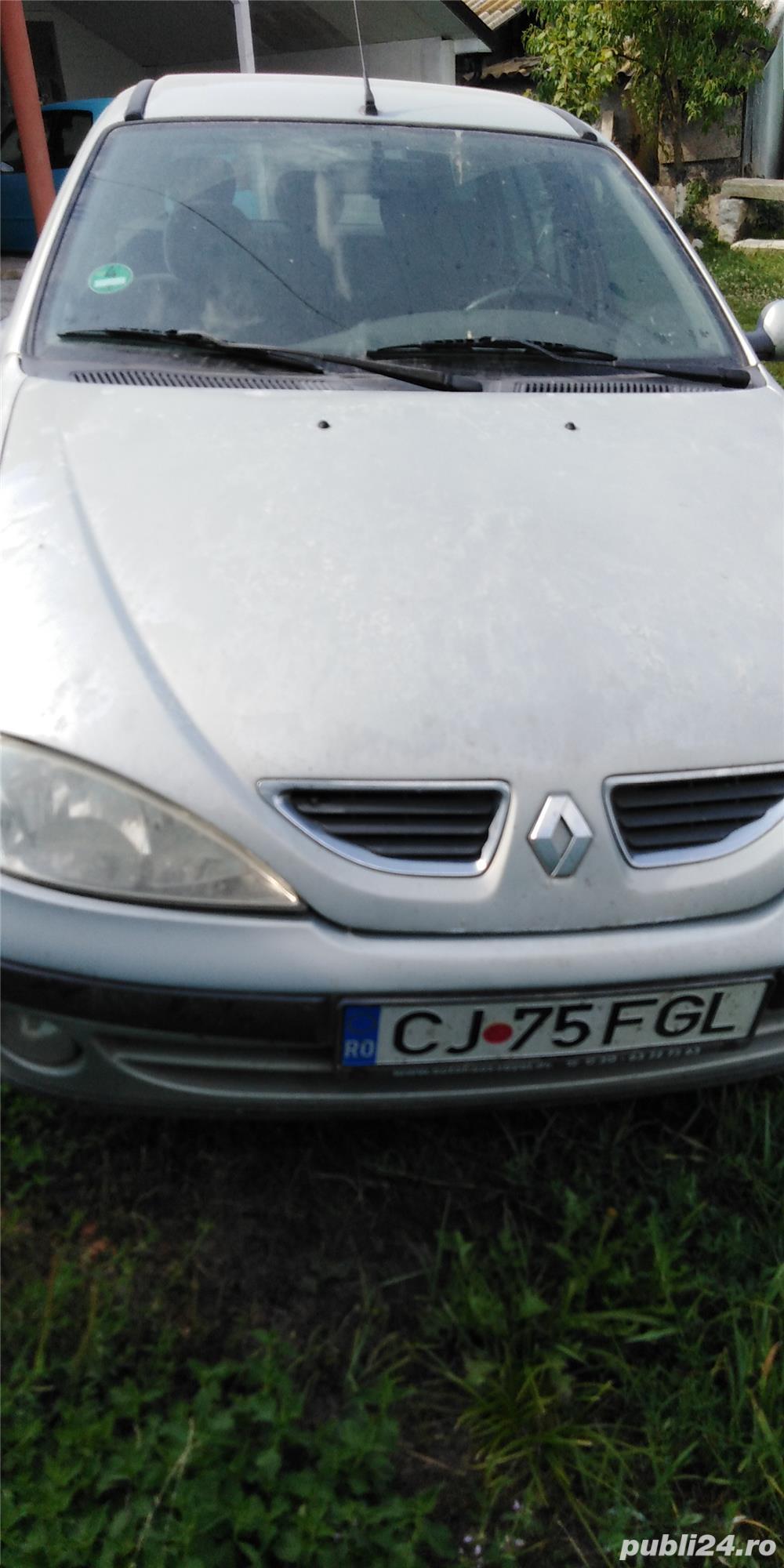 Vind Renault Megan 1999
