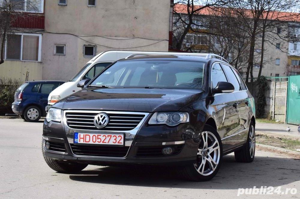 VW passat 2.0 tdi 170 cp Highline DSG