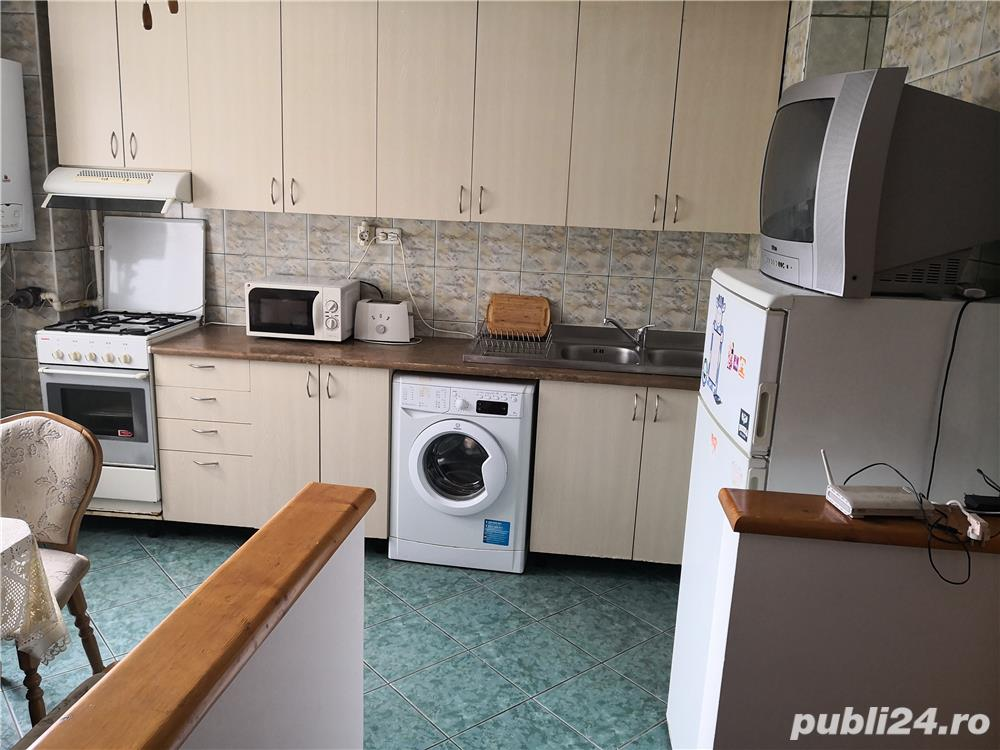 Inchiriez apartament 2 camere, mobilat si utilat – 5 min FSEGA, 450 EUR