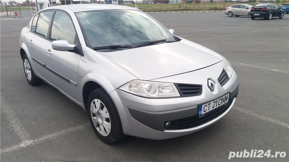 Renault Megane 2 Facelift