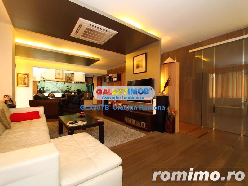 Apartament tip duplex Floreasca Rahmaninov LUX