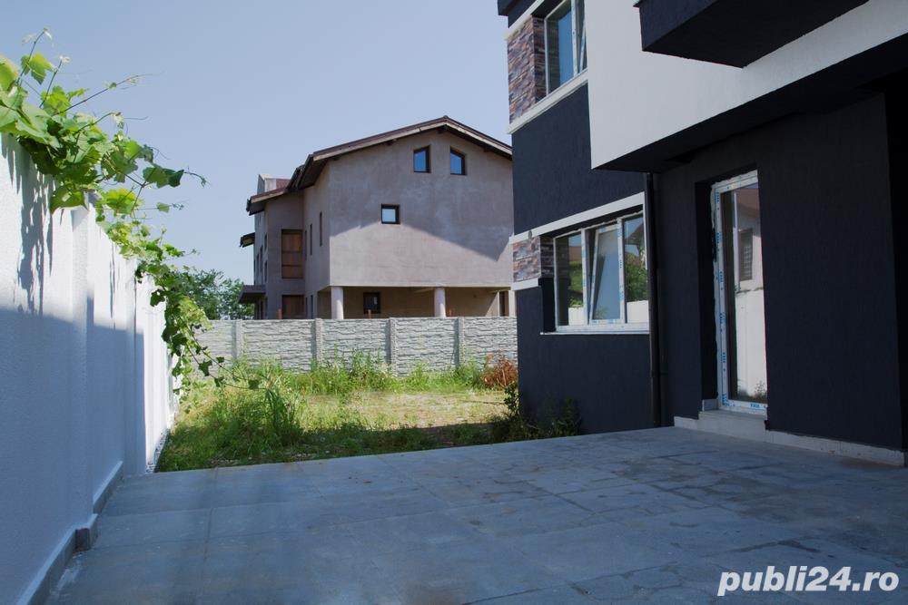 Vila duplex - curte 60 mp - zona Popesti-Leordeni