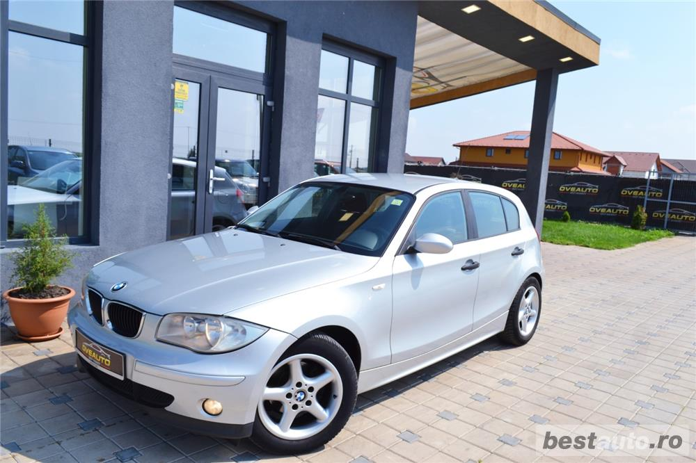 Bmw Seria 1  an:2007=avans 0 % rate fixe aprobarea creditului in 2 ore=autohaus vindem si in rate