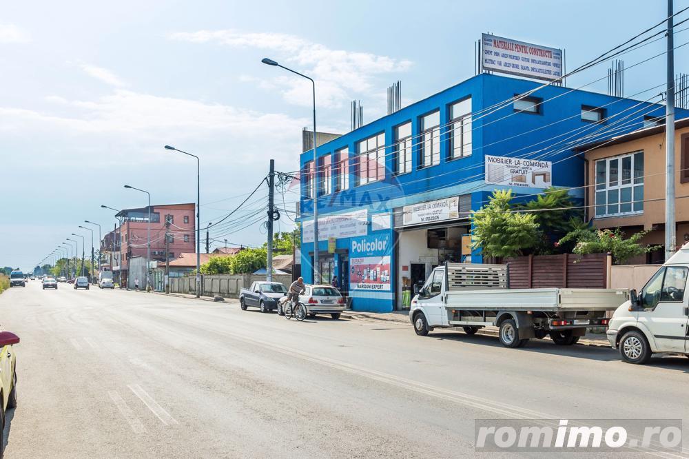 Inchiriere spatiu comercial / de birouri zona Industriilor
