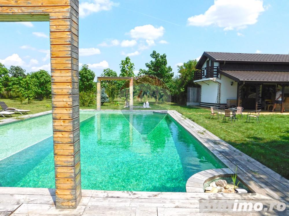 Vila 5 camere, piscina, Videle, 0 comision