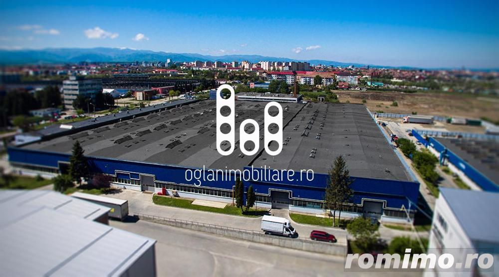 Spatiu industrial| Logistic|Depozitare| 6300 mp Zona Industriala Est