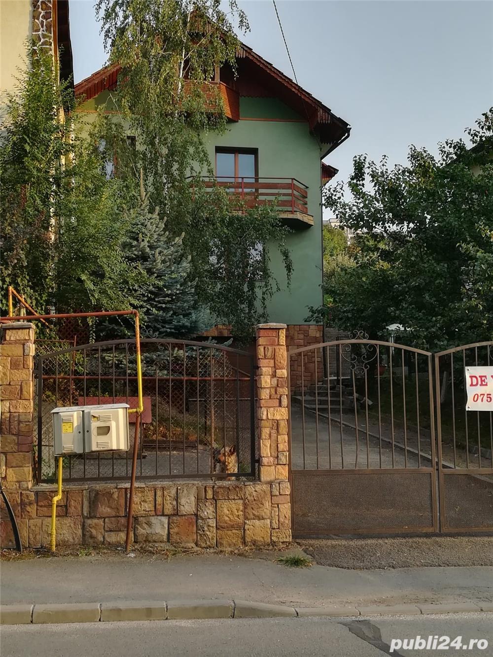 PF vand vila in Gruia, Cluj