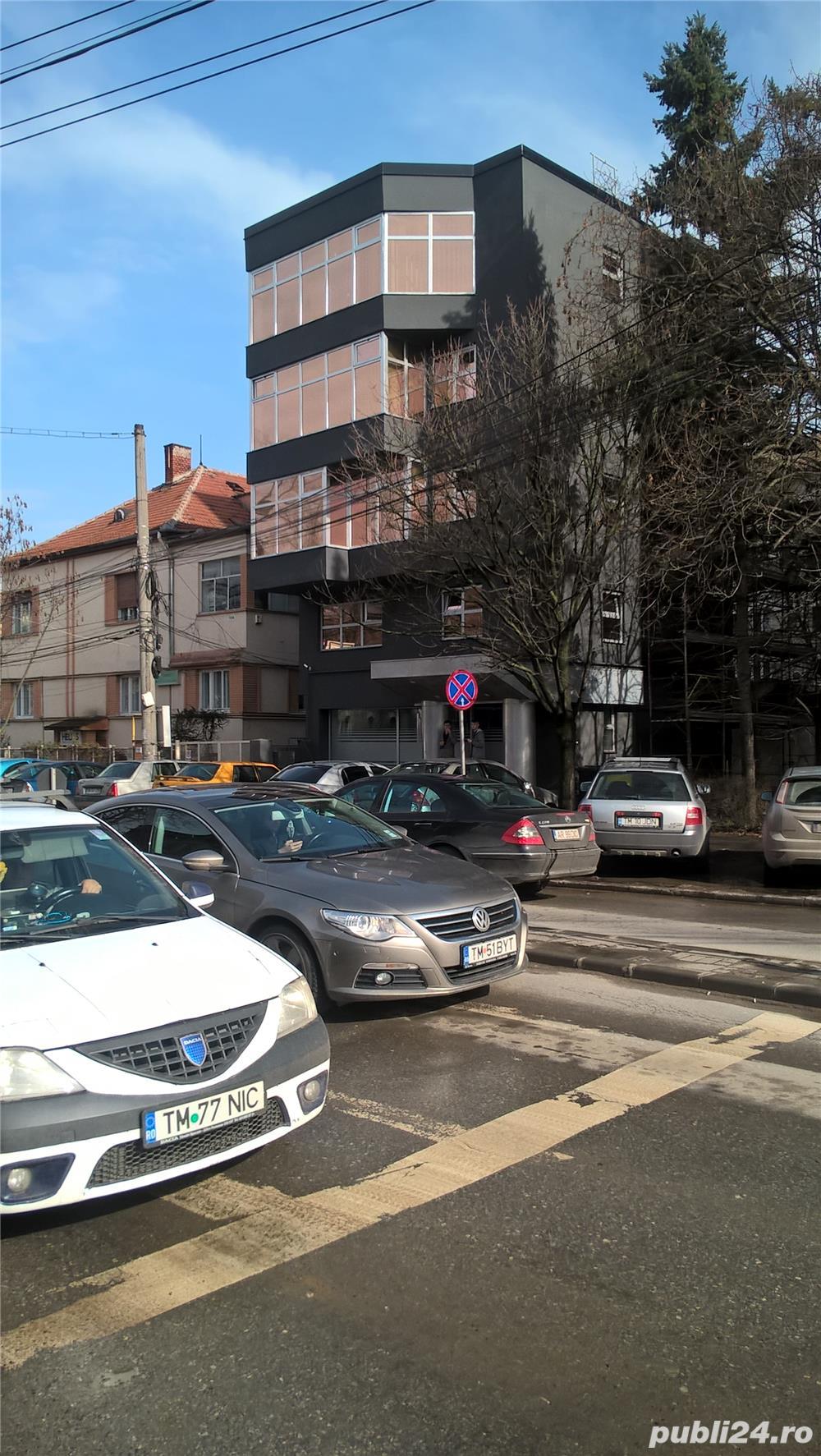 Cladire de birouri S+P+4 etaje, str. Popa Sapca, nr. 10